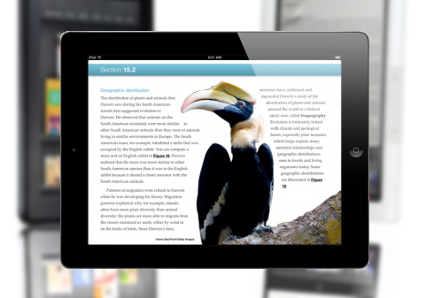 iBooks Textbooks